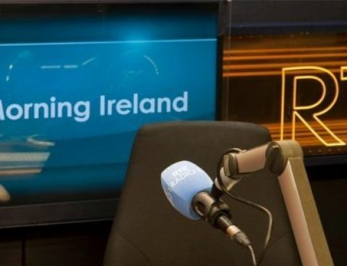 RTE Morning Ireland Interview with AICC Secretary General